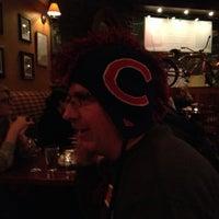 Photo taken at Bridie McKenna's Irish Pub by Johnna on 2/24/2013
