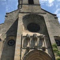 Photo taken at Notre Dame Du Puy by Jean Luc D. on 6/20/2017