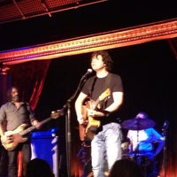 Photo taken at The Cutting Room by John H. on 9/26/2013