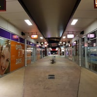 Photo taken at Warrigal Square by Daniel W. on 1/1/2018