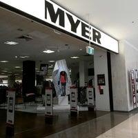 Photo taken at Myer by Daniel W. on 3/18/2014