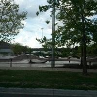 Photo taken at Belconnen Skate Park by Daniel W. on 3/21/2014