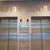Photo taken at Griffin Centre by Daniel W. on 4/17/2018