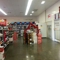 Photo taken at Liquorland by Daniel W. on 12/9/2012