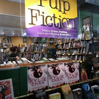 Photo taken at Pulp Fiction by Daniel W. on 9/10/2013