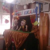 Photo taken at Özel Kırçiçekleri Kreş ve Anaokulu by Ummahan K. on 4/8/2016