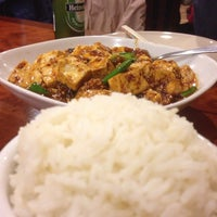 Photo taken at Great Wall Szechuan by Brian W. on 3/22/2014