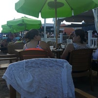 Photo taken at Paddy's Tiki On The Beach by Steve D. on 7/30/2017