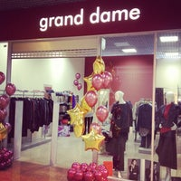 Photo taken at Grand Dame by Yana A. on 10/5/2013
