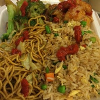 Photo taken at Panda Express by Adry on 6/18/2014