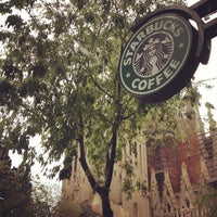 Photo taken at Starbucks by Marina K. on 4/27/2013