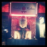 Photo taken at Sushi Roku by V on 1/13/2013