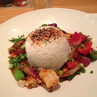 Photo taken at wagamama by Dani Y. on 5/25/2013