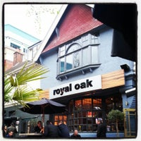 Photo taken at Royal Oak Pub by Alex A. on 5/8/2013