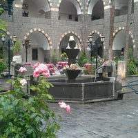 Photo taken at Hotel Büyük Kervansaray by Derya E. on 5/9/2013