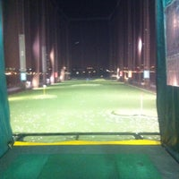 Photo taken at The Golf Club at Chelsea Piers by Andrea Y. on 1/8/2013