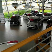Photo taken at Volkswagen by Yam B. on 6/2/2016