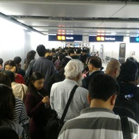 Photo taken at Security/Passport Control - T4 by Alana S. on 9/20/2017