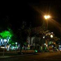 Photo taken at Praça Coronel Ernesto Bertaso by Alana S. on 1/6/2017