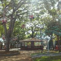 Photo taken at Praça Coronel Ernesto Bertaso by Alana S. on 11/21/2016