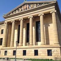 4/24/2013 tarihinde Maeve D.ziyaretçi tarafından Philadelphia Museum of Art'de çekilen fotoğraf