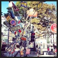 Photo taken at Friesenplatz by Tim B. on 9/6/2013