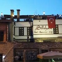 6/27/2017 tarihinde Hülya A.ziyaretçi tarafından Sillehan Hotel Restaurant Cafe'de çekilen fotoğraf