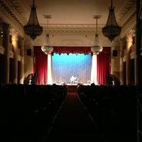 Photo taken at Концертный зал у Финляндского вокзала by Music on 4/12/2014