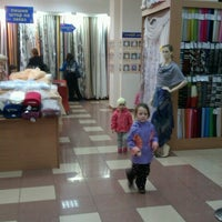 Photo taken at Мир Ткани by Артем С. on 9/30/2012
