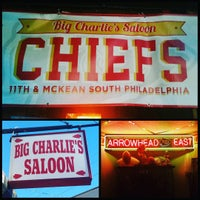 Photo taken at Big Charlie's Saloon by Robby L. on 10/11/2015