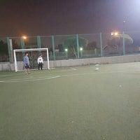 Photo taken at Salwa Park by Aziz A. on 2/29/2016