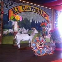 Foto diambil di Barbacoa El Carnalito oleh Gaby O. pada 12/8/2012