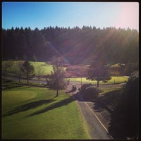Photo taken at Chinook Winds Golf Resort by Leah F. on 12/30/2012