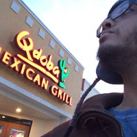 Photo taken at QDOBA Mexican Eats by Stephen W. on 3/4/2014