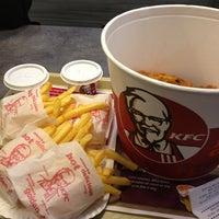 Photo taken at KFC by Rebeca C. on 2/9/2013