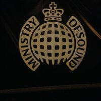 Photo taken at Ministry of Sound by Rebeca C. on 3/1/2013