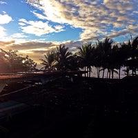 Photo taken at Villa del Prado Pool and Beach Resort by Jeff J. on 3/25/2014