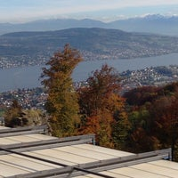 Photo taken at Hotel UTO KULM by Alessandra C. on 10/21/2013