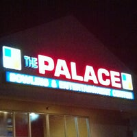 Photo taken at Palace Bowling & Entertainment Center by Sheri M. on 9/1/2013