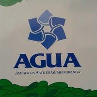 Photo taken at AGUA - Associação Dos Amigos Da Arte De Guaramiranga by Renatta L. on 9/5/2014
