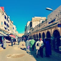Photo taken at Essaouira by blitzkid on 1/7/2013