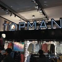 Photo taken at Topshop Topman by Rodri on 11/23/2012