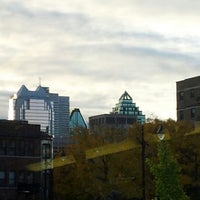Photo taken at Montreal by Nicolas C. on 10/16/2012