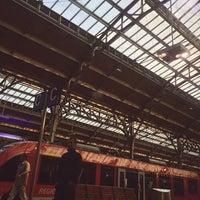 Photo taken at Lübeck Hauptbahnhof by Pascal on 7/27/2014