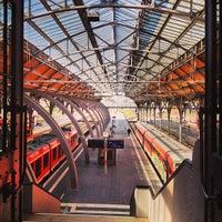 Photo taken at Lübeck Hauptbahnhof by Pascal on 5/10/2013
