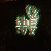 Photo taken at The Ivy Buckhead by Katie F. on 9/28/2013