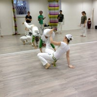 Photo taken at Moscow Dance Centre NRG by Catharina Pirata on 10/13/2012