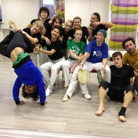 Photo taken at Moscow Dance Centre NRG by Catharina Pirata on 12/8/2012