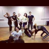 Photo taken at Moscow Dance Centre NRG by Catharina Pirata on 10/5/2012