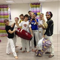 Photo taken at Moscow Dance Centre NRG by Catharina Pirata on 10/20/2012